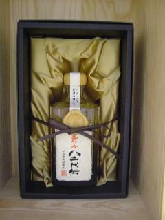 長期甕壺熟成 八千代伝35度500ml