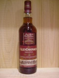 グレンドロナック12年