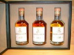 グレングラッサ長期熟成原酒3種コレクション