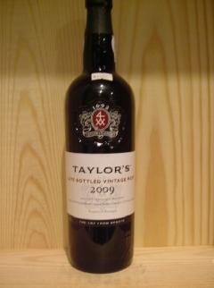 テーラーレイトボトルド2009年