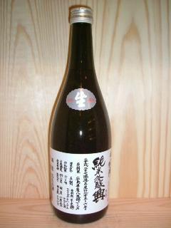 悦凱陣 純米吟醸生原酒・興うす濁り720ml