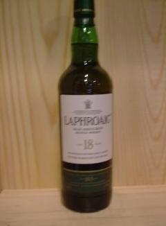 ラフロイグ18年
