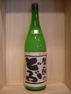 きもとのどぶ 原酒 1,8L