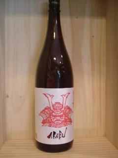 赤武 純米酒 1,8L