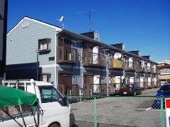 集合住宅の外壁塗装