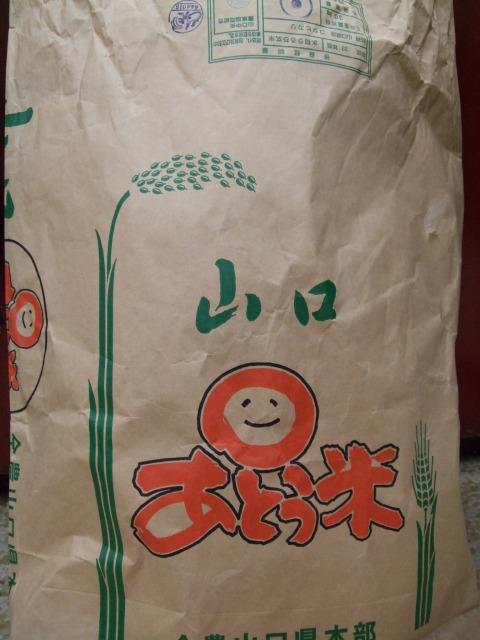 山口県産あとう米30kg