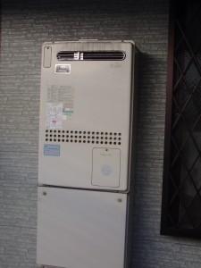 大阪市 W邸様ガス給湯器工事
