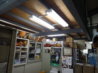 照明LED化工事!