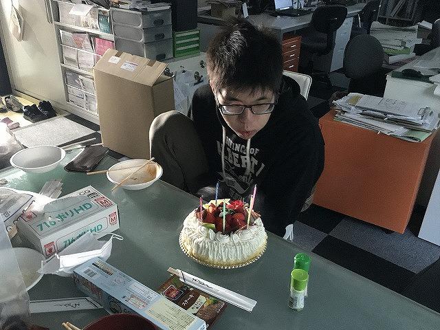 18歳おめでとう