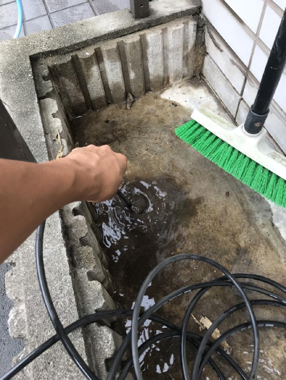 排水管 つまり 掃除
