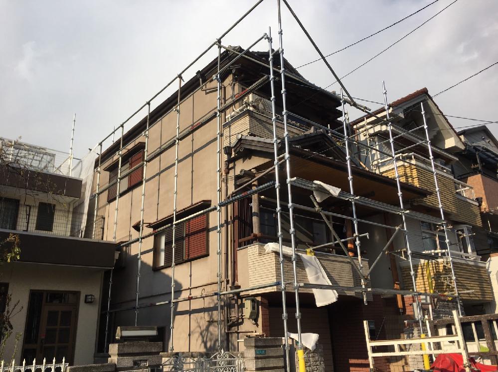 外壁塗装 屋根補修