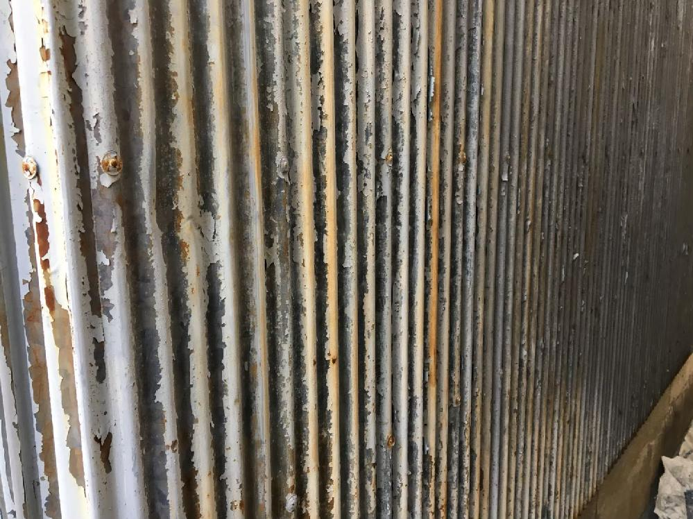 塀塗装 トタン塗装 鉄部