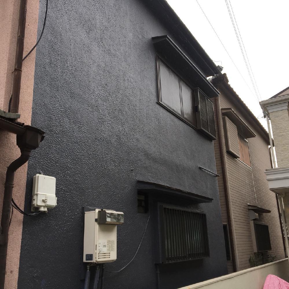 外壁塗装 一面塗装