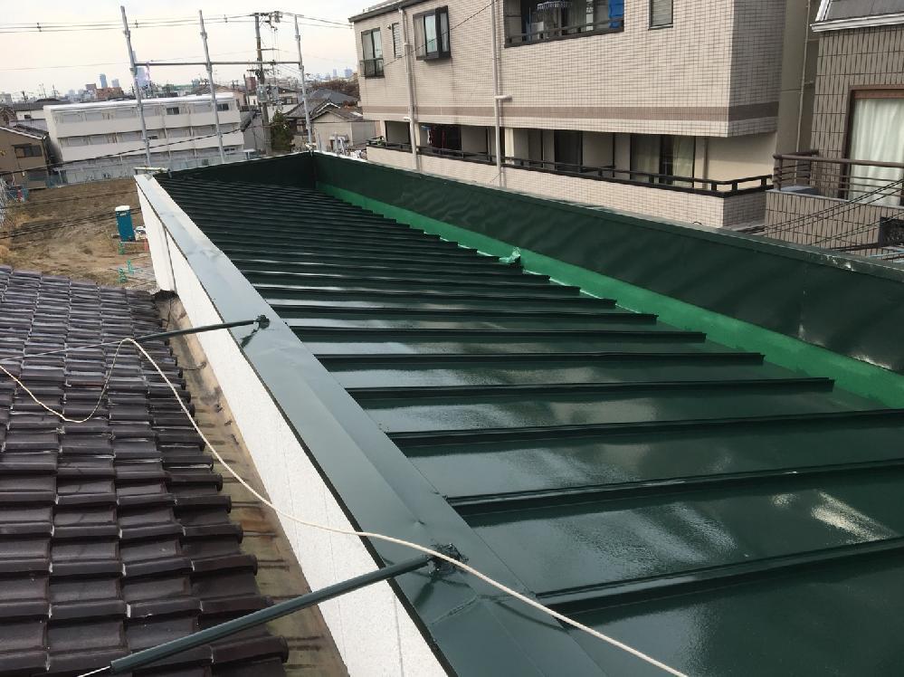 塗装工事 屋根工事