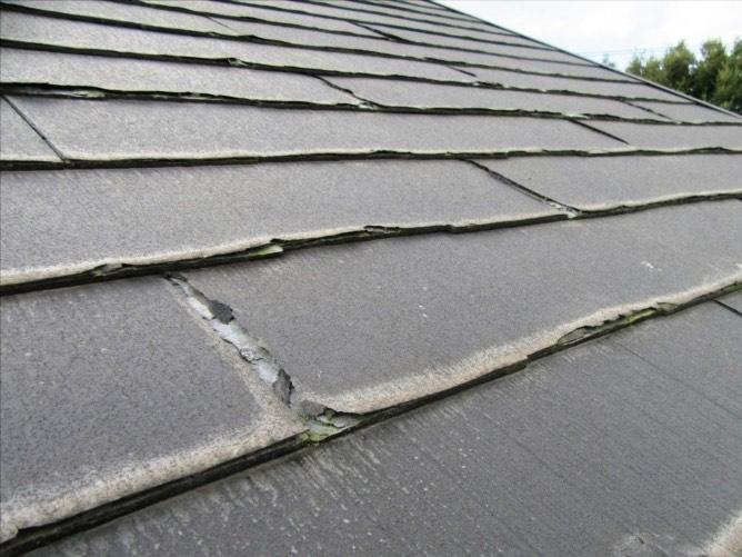 パミール 屋根塗装できない