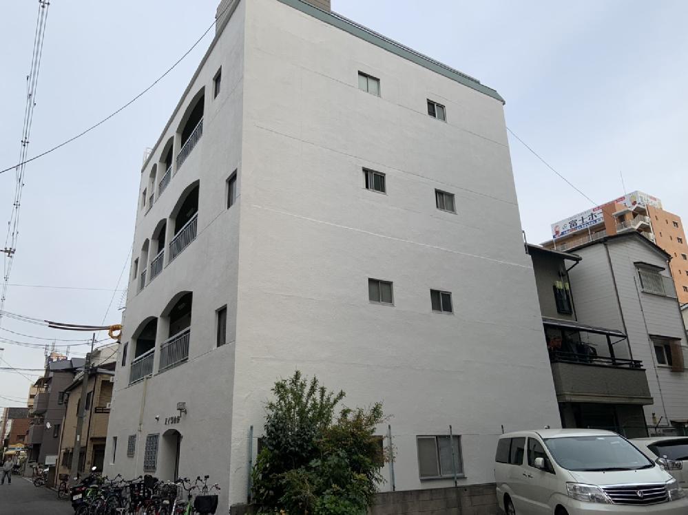 外壁塗装 塗装工事 防水工事