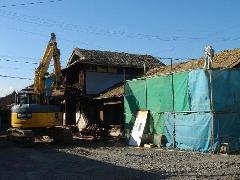 一般家屋(戸建)の解体工事施工例