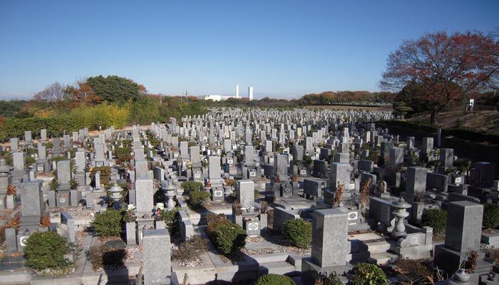 石ヶ谷墓園