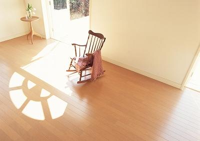 床材の張り替え
