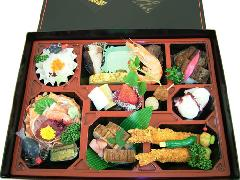 精進落とし料理 4000円