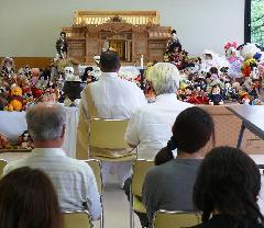 8月8日【人形供養と出張葬儀無料相談】開催致しました