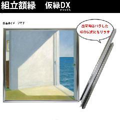 仮縁(組立前) S50サイズ(1167×1167mm) 仮縁DX シルバー 銀 ステン