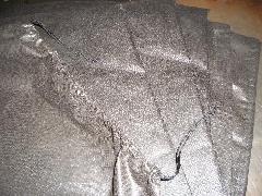 上袋(不織布)黒