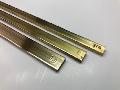 真鍮棒(ヘリ裁ち棒)幅8mm