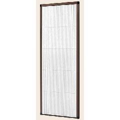 玄関・勝手口用横引網戸 巾500-870高さ1911-2060mm