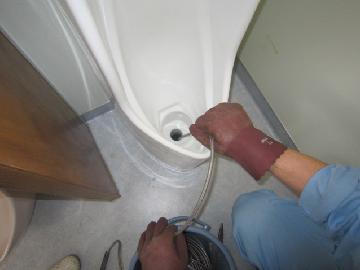 トイレ洗浄