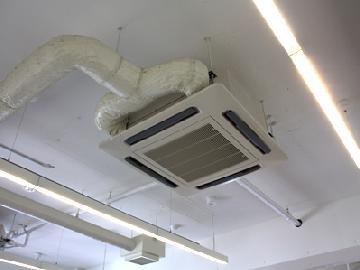 空調エアコン設備のオーバーホール