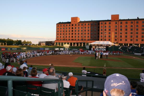 カル・リプケンU-12世界少年野球大会開会式