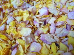 バラの乾燥花びら【ワケアリ品】*量り売り 500g