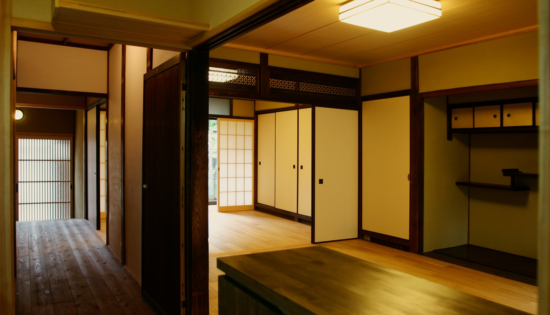 京都・西陣 米田工務店