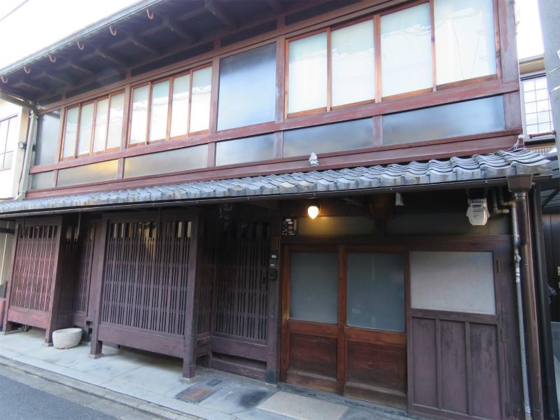 西陣米田邸(京都市上京区)