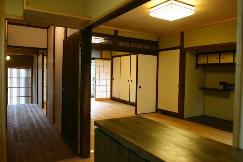 町家改修(京都市伏見区)