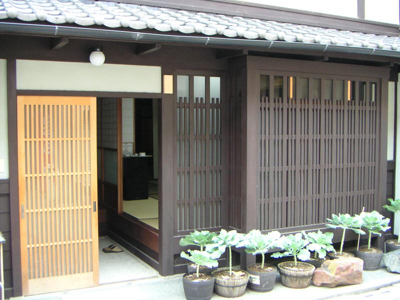 町家改修(京都市左京区)
