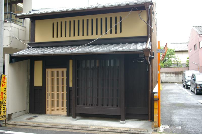 町家改修(京都市下京区)