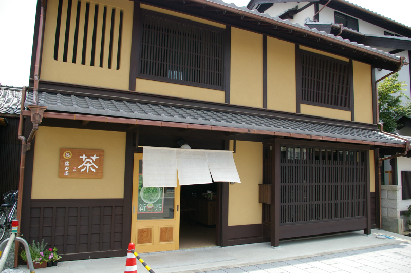 町家風新築(福井県小浜市)