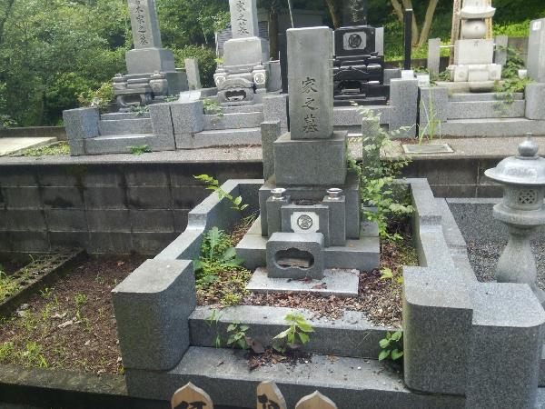 【2.78�uお墓の解体】〜寶蔵院〜