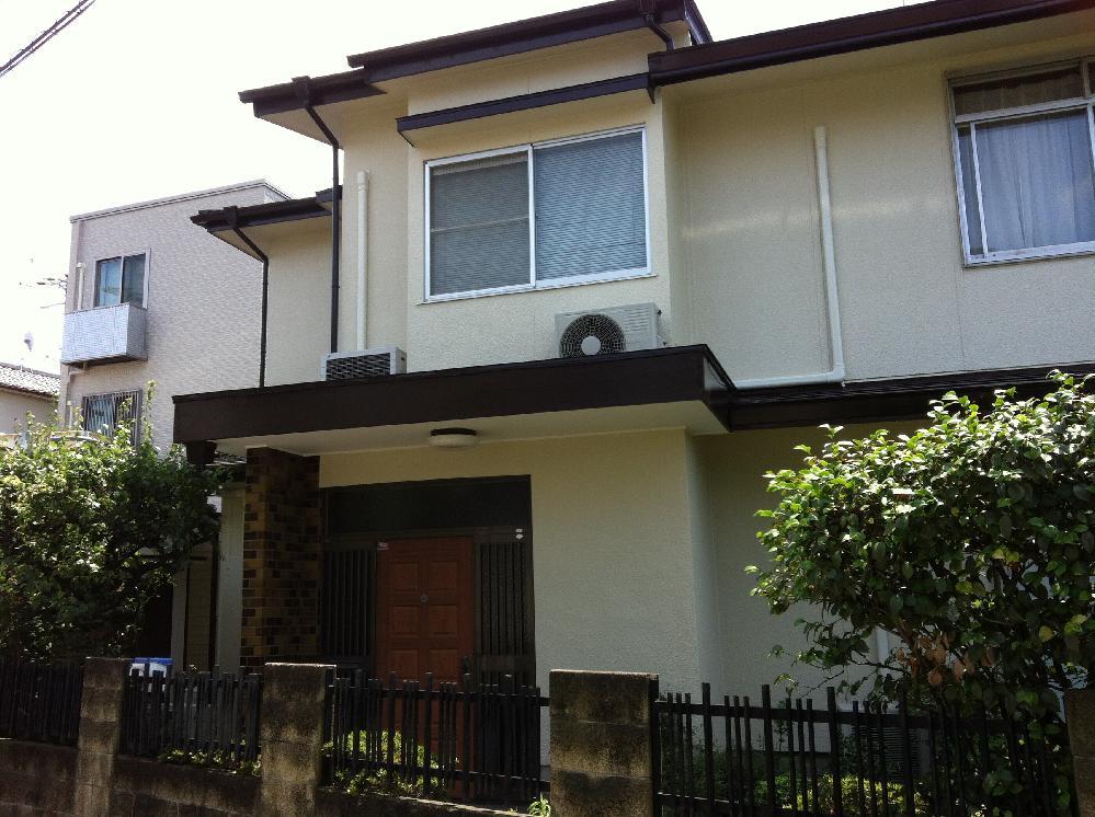 堺市 一般住宅外壁塗装工事