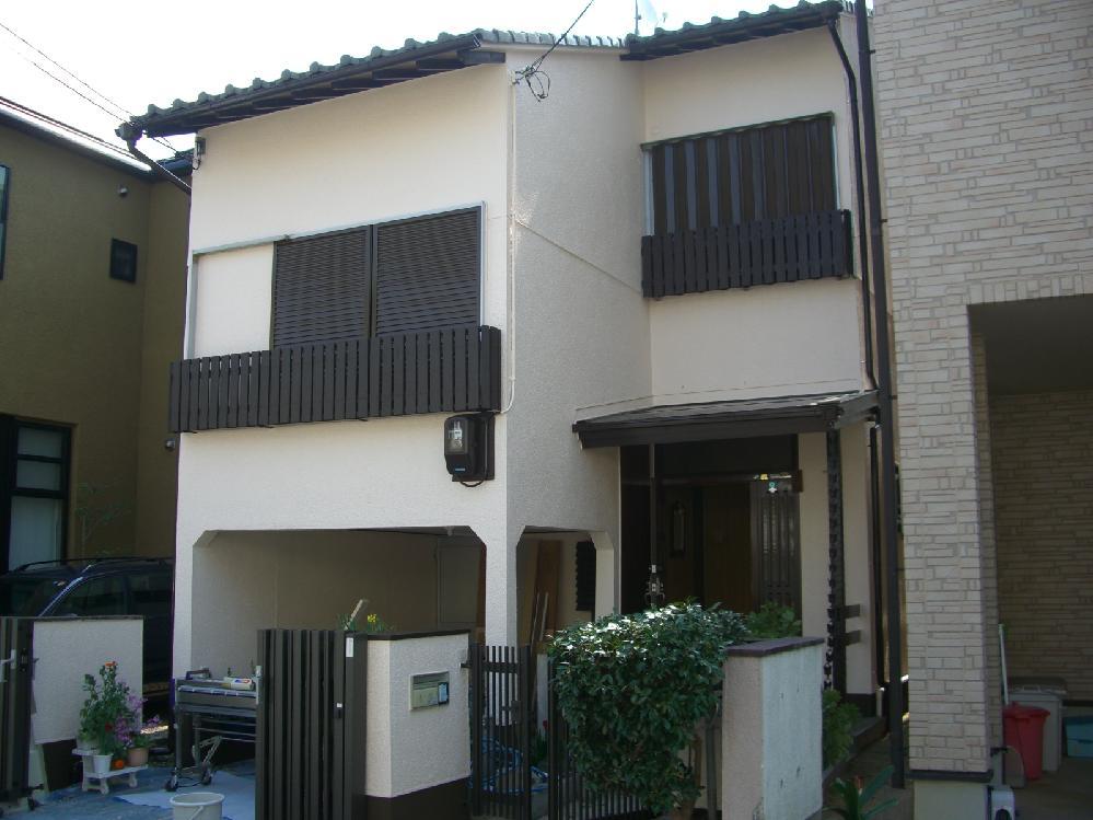 堺市 一般住宅外壁塗装