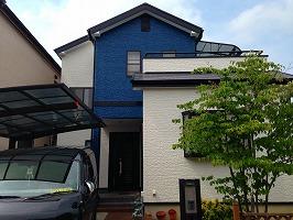 和泉市 一般住宅外壁・屋根塗装