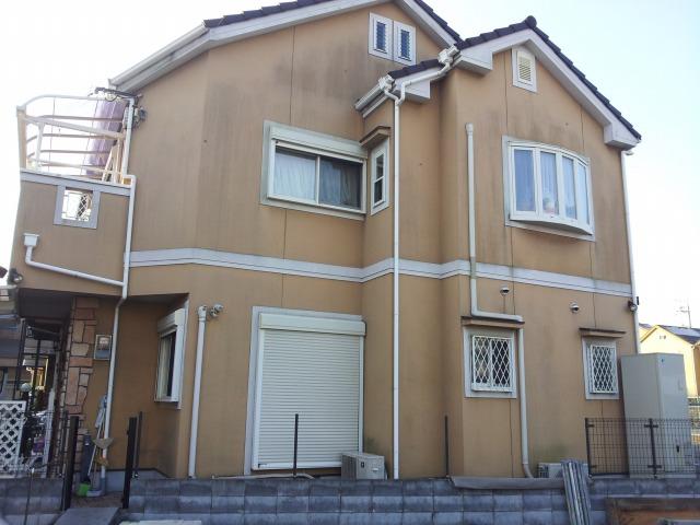 大阪府八尾市H様邸・遮熱塗装
