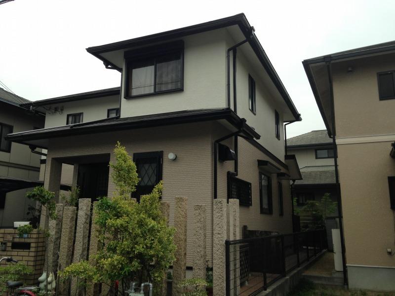 大阪府富田林市・ハイクラスシリコンプランのお家