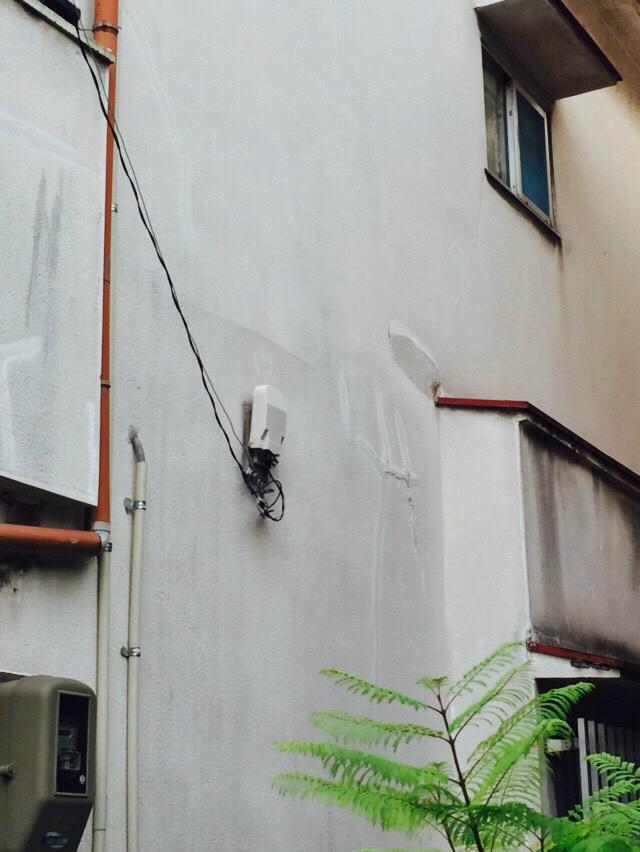 泉大津市 H様邸 外壁改修工事