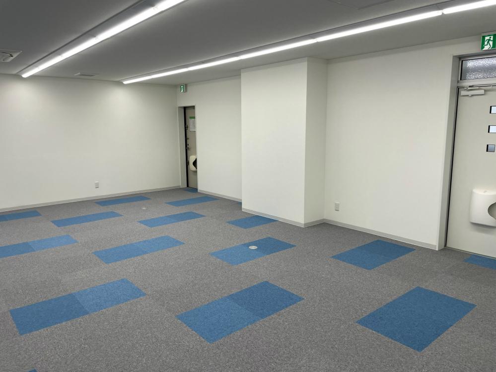 大阪市 事務所内装改装工事