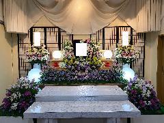 家族葬プラン(司会スタッフ付き)