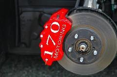 80VOXY専用 ブレーキキャリパーカバー(フロントのみ)
