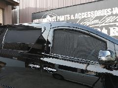 プラド 150系 ワンタッチシェード 前席2面セット
